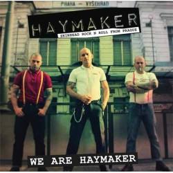"""HAYMAKER """"We are Haymaker"""" LP"""