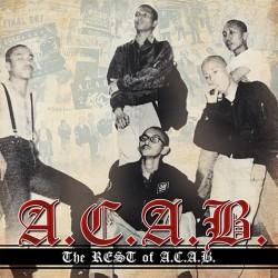 """A.C.A.B. """"The rest of ACAB"""" LP + CD"""