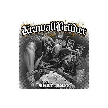 """KrawallBruder """"Mehr Hass"""" LP"""
