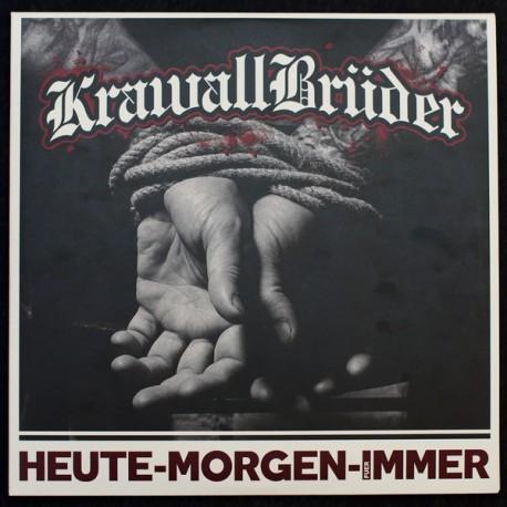 "KrawallBruder ""Heute - Morgen - Immer"" 3LP"