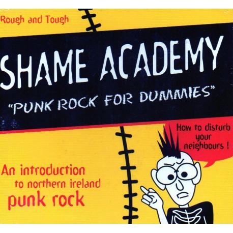 "SHAME ACADEMY ""Punk Rock for Dummies"""