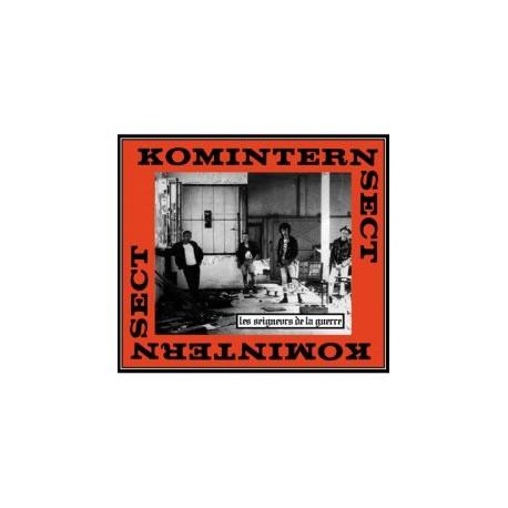 """KOMINTERN SECT """"Les Seigneurs de la guerre"""" CD"""