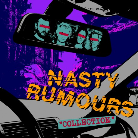 """NASTY RUMOURS """"Collection"""" CD"""