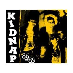 """KIDNAP """"86/89"""" CD"""