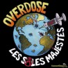 "Les Sales Majestes ""Overdose"" CD"