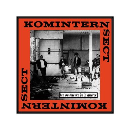 """KOMINTERN SECT """"Les Seigneurs de la Guerre"""" LP"""