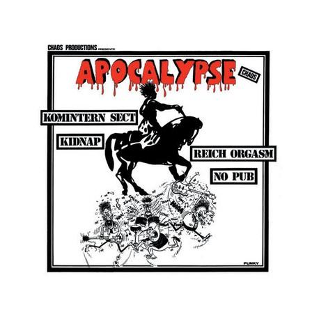 """V/A """"APOCALYSE CHAOS"""" LP"""