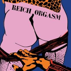 """REICH ORGASM """"S/t"""" LP"""