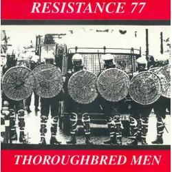 "RESISTANCE 77 ""Thoroughbred Men""CD"