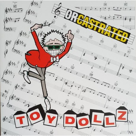 """TOY DOLLS """"Orcastrated"""" CD"""