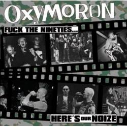 "OXYMORON ""Fuck The 90"" LP"