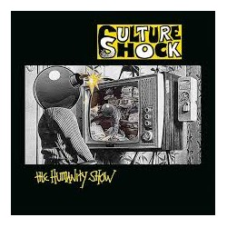 """CULTURE SHOCK """"The Humanity Show"""" LP"""