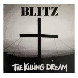 "BLITZ ""Killing Dream"" LP"