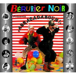 """BERURIER NOIR """"Abracadaboum"""" LP"""