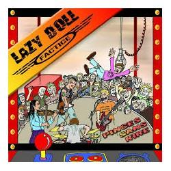 """LAZY DOLL FACTICE """"Pinces sans Rire"""" CD"""