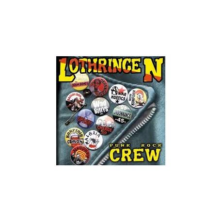 "COMPILATION ""Lothringen Punk Rock Crew"""
