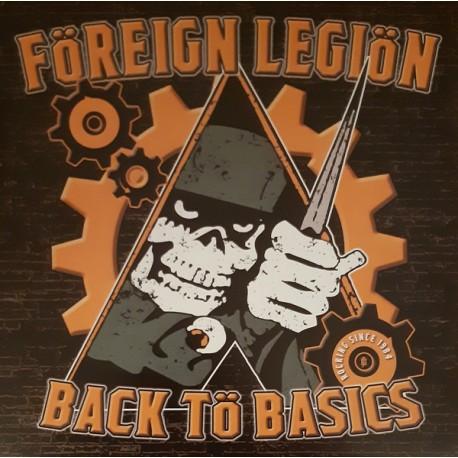 "FOREIGN LEGION ""Back to Basics"" LP"