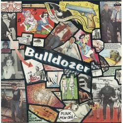 """BULLDOZER """"S/t"""" CD"""