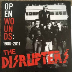 "DISRUPTERS ""Open Wounds"" LP"
