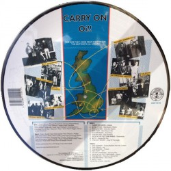 """Carry On Oi!"" Picture LP"