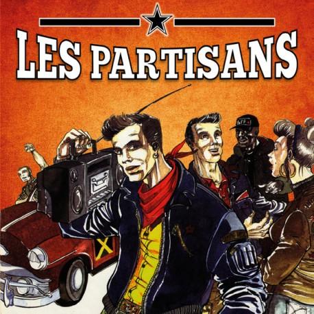 """LESPARTISANS """"S/T"""" - LP"""