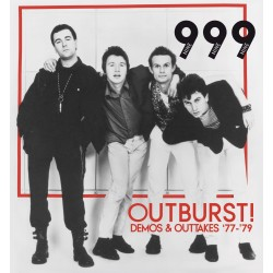 "999 ""Outburst!"" Demos & Outtakes 77/79 - LP"
