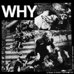 """DISCHARGE """"Why"""" LP"""