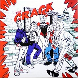 """CRACK """"In search of"""" LP"""
