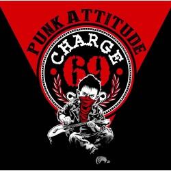 "CHARGE 69 ""Punk Attitude"" Vinyle Maxi 4 Titres + Digisleeve"