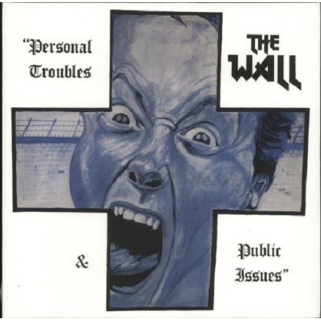 "THE WALL ""Personal Troubles"" LP"