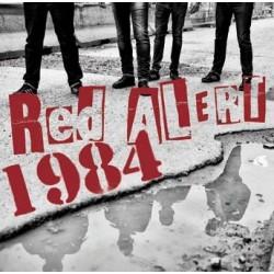 "RED ALERT / 1984 ""Split"" LP 10"""