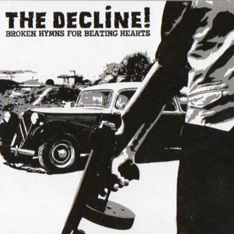 """DECLINE """"Broken Hymns For Beating Hearts"""" CD"""