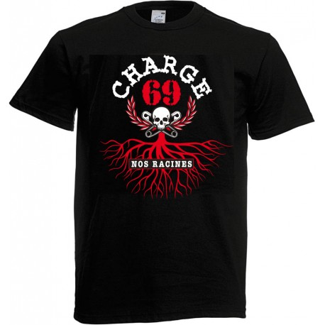 """CHARGE 69 """"Tous Debout"""" TEE SHIRT HOMME"""