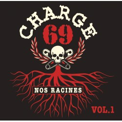 """CHARGE 69 """"Nos Racines"""" CD"""