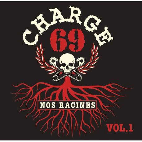 "CHARGE 69 ""Nos Racines"" LP + CD"