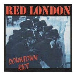 "RED LONDON ""Downtown Riot"" CD"